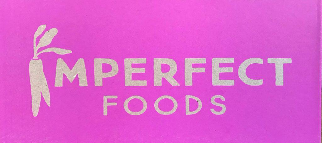 Imperfect food box lable