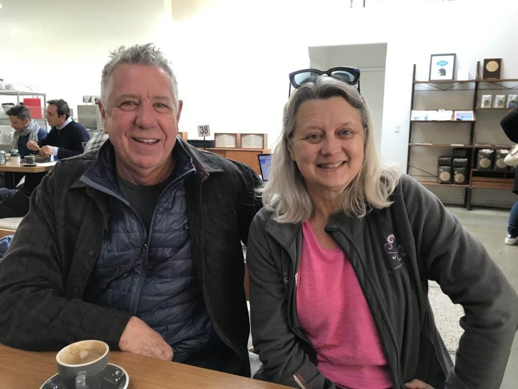 Two Glampervan owners to be