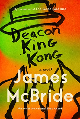 Cover of Book Deacon King Kong by James McBride