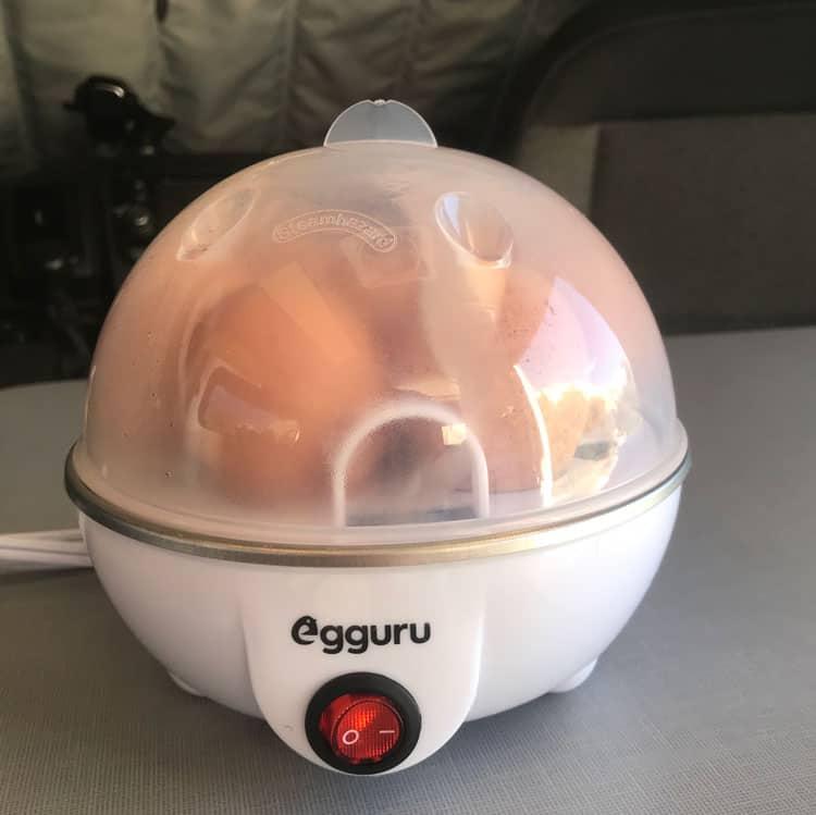 Eggaroo egg cooker